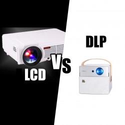 Сравнение LCD и DLP проекторов