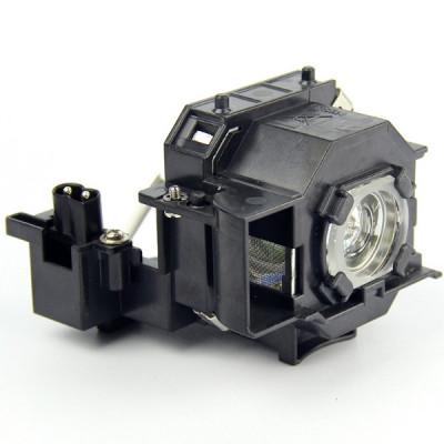Лампа ELPLP44 / V13H010L44 для проектора Epson EB-DM2 (оригинальная с модулем)