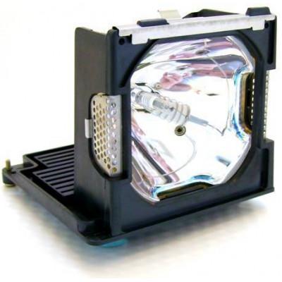 Лампа POA-LMP99 / 610 293 5868 для проектора Eiki LC-X1000L (совместимая с модулем)