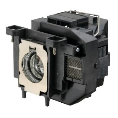 Лампа ELPLP67 / V13H010L67 для проектора Epson EB-C40X (совместимая с модулем)