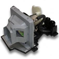 Лампа 000-056 для проектора Plus U6-132 (совместимая без модуля)