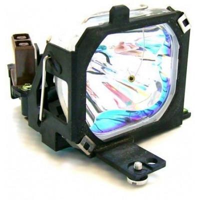 Лампа ELPLP09 / V13H010L09 для проектора ASK A8+ (совместимая с модулем)