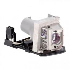 Лампа 330-6183 / 725-10196 для проектора Dell 1410X (совместимая с модулем)