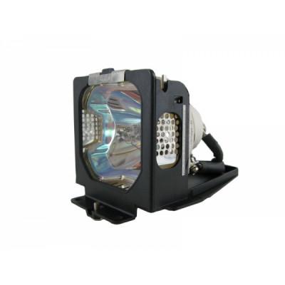 Лампа POA-LMP15 / 610 290 7698 для проектора Eiki LC-X1L (совместимая без модуля)