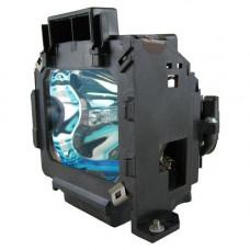 Лампа ELPLP15 / V13H010L15 для проектора Epson Powerlite 820 (совместимая без модуля)