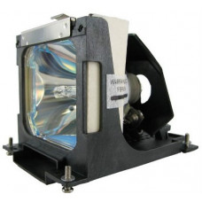 Лампа POA-LMP35 / 610 293 2751 для проектора Boxlight CP-12T (совместимая без модуля)