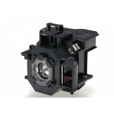 Лампа ELPLP42 / V13H010L42 для проектора Epson EB-410WE (совместимая с модулем)