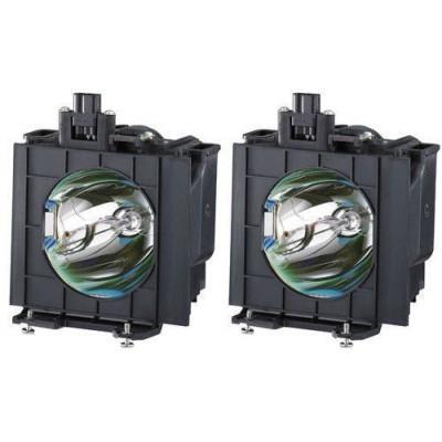 Лампа ET-LAD55 / ET-LAD55W для проектора Panasonic PT-D5500UL (совместимая без модуля)