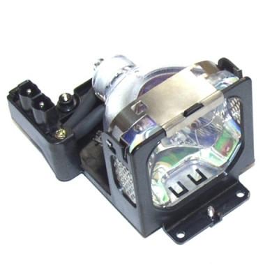 Лампа POA-LMP47 / 610 297 3891 для проектора Eiki LC-X1100 (совместимая без модуля)