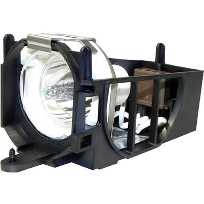 Лампа SP-LAMP-LP3F для проектора IBM iL2220 (совместимая без модуля)