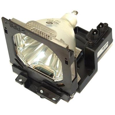 Лампа POA-LMP52 / 610 301 6047 для проектора Eiki LC-X5L (совместимая без модуля)