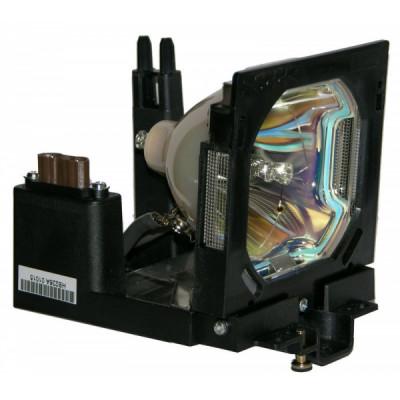 Лампа POA-LMP80 / 610 315 7689 для проектора Eiki LC-X6D (совместимая с модулем)