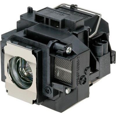 Лампа ELPLP55 / V13H010L55 для проектора Epson EB-DM30 (оригинальная с модулем)