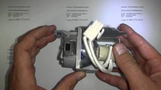 Лампа 5J.J6D05.001 в модуле