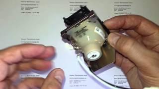 Лампа CS.5JJ2F.001 в модуле